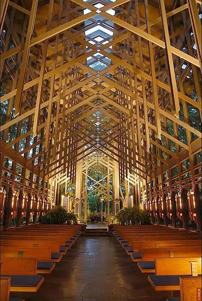 8座现代地标性婚礼教堂!中国这家在列!  第7张