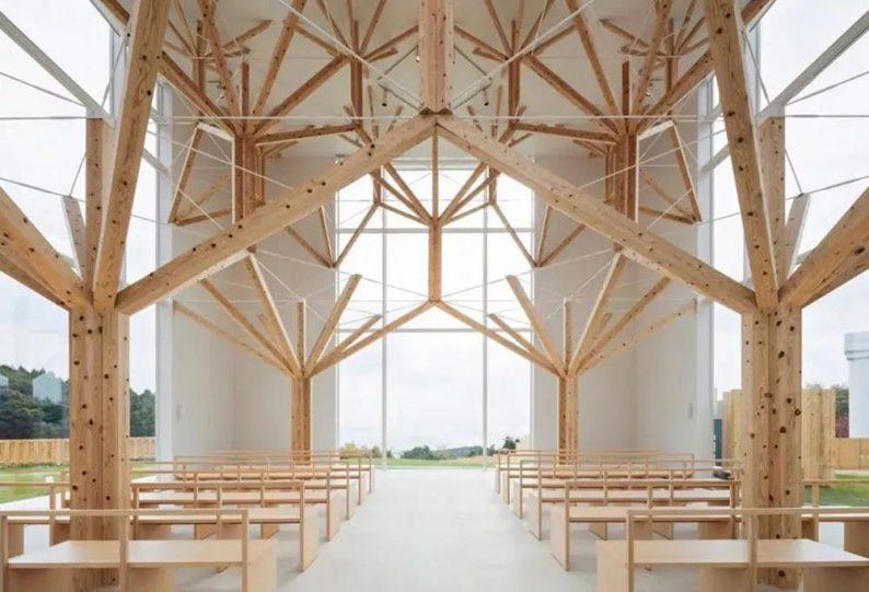 8座现代地标性婚礼教堂!中国这家在列!  第12张