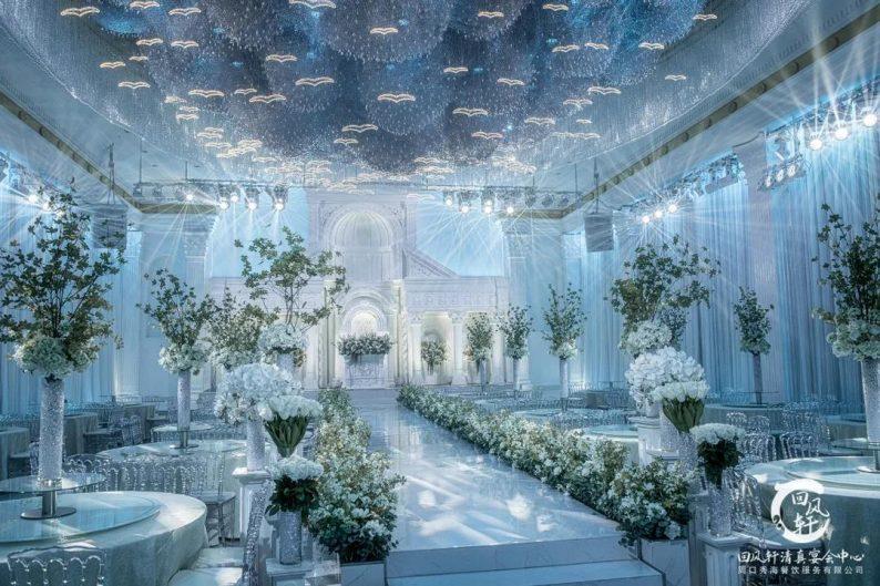 婚礼堂发布:4000平3个厅!一站式清真宴会中心  第1张