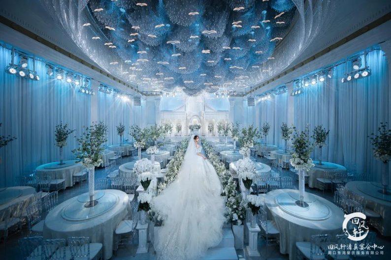 婚礼堂发布:4000平3个厅!一站式清真宴会中心  第2张