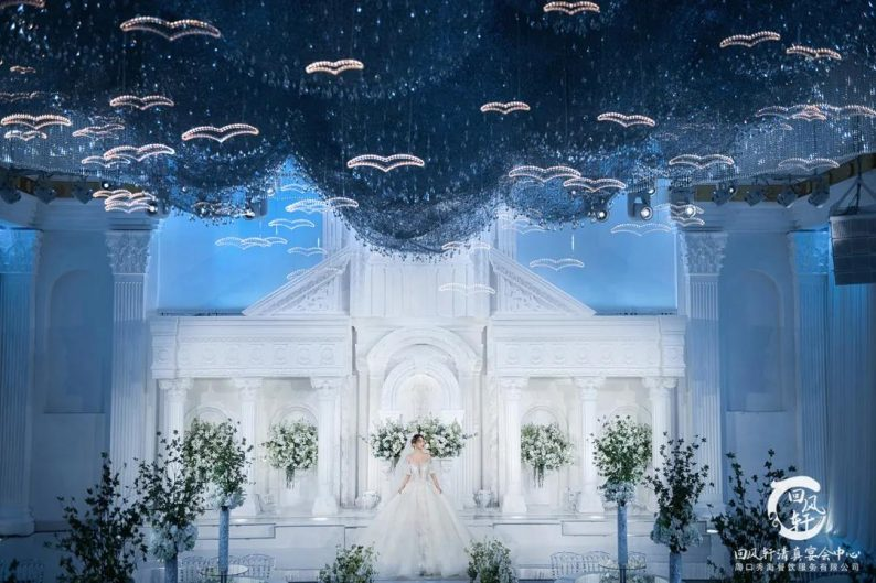 婚礼堂发布:4000平3个厅!一站式清真宴会中心  第3张