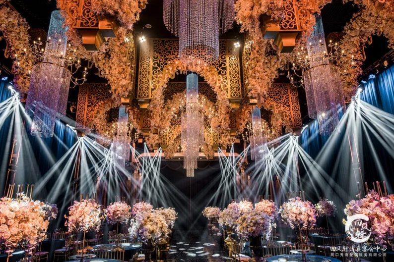 婚礼堂发布:4000平3个厅!一站式清真宴会中心  第4张