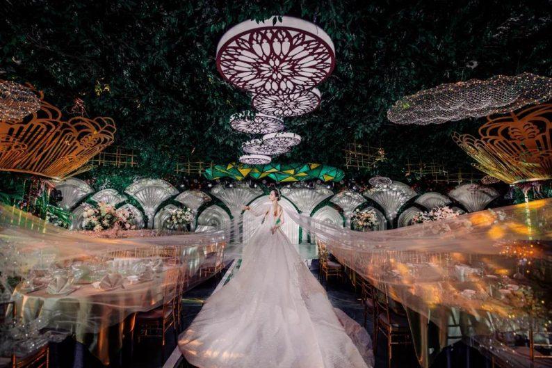 婚礼堂发布:5万方!湖北大型连锁餐饮打造宴会厅