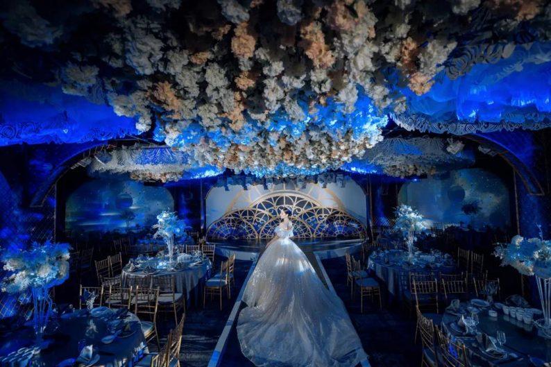 婚礼堂发布:5万方!湖北大型连锁餐饮打造宴会厅  第11张