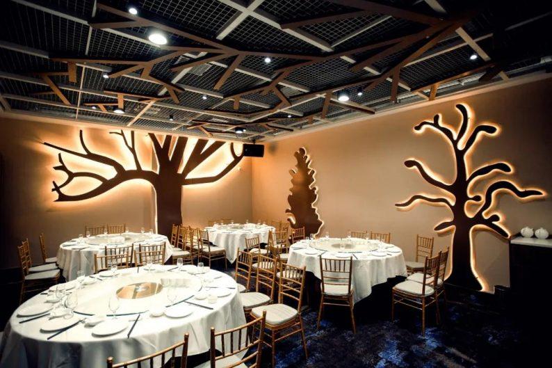 婚礼堂发布:5万方!湖北大型连锁餐饮打造宴会厅  第15张