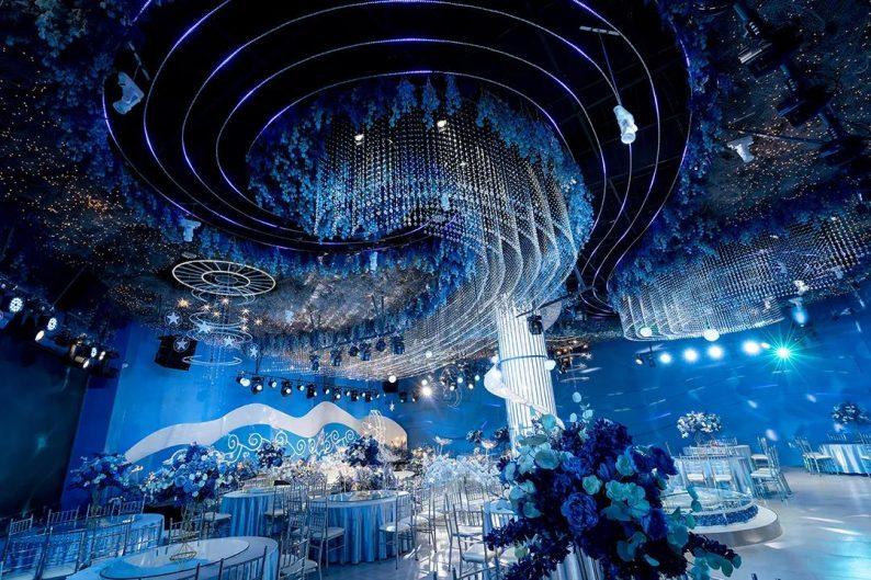 婚礼堂发布:2万方,投资1.7亿!怀化半岛国际酒店婚礼堂启航  第2张