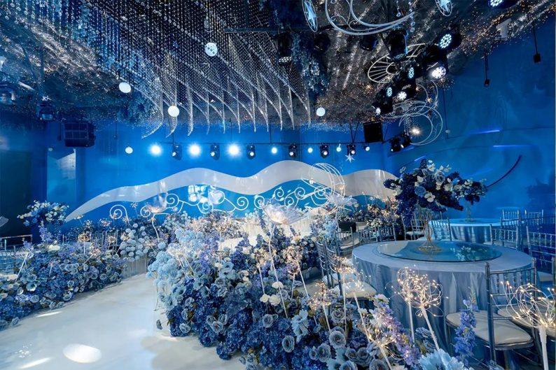 婚礼堂发布:2万方,投资1.7亿!怀化半岛国际酒店婚礼堂启航  第4张