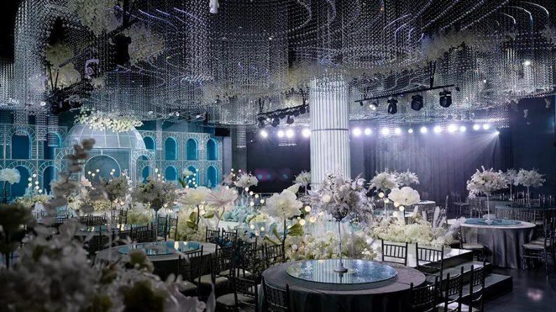 婚礼堂发布:2万方,投资1.7亿!怀化半岛国际酒店婚礼堂启航  第7张