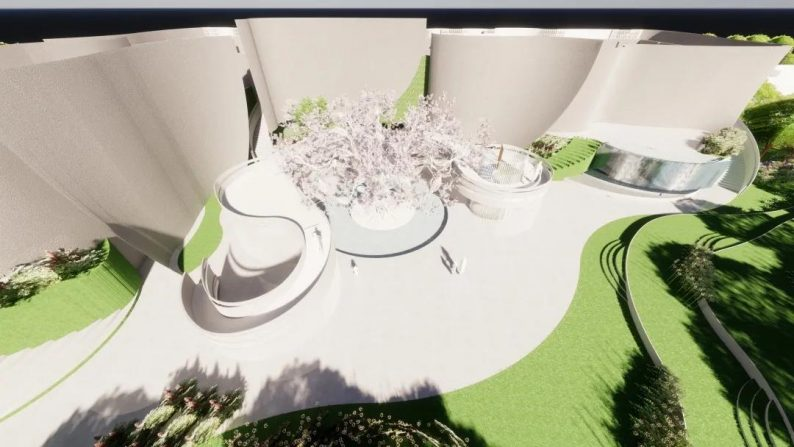 婚礼堂发布:南京全「新」意式轻奢婚礼会馆  第2张