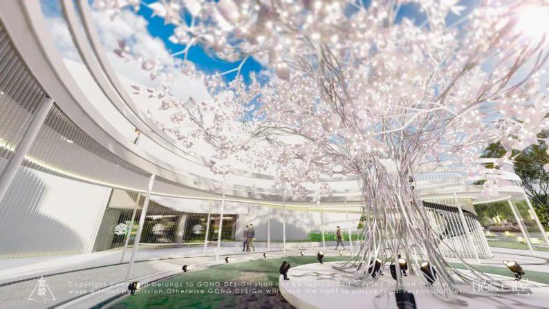 婚礼堂发布:南京全「新」意式轻奢婚礼会馆  第3张