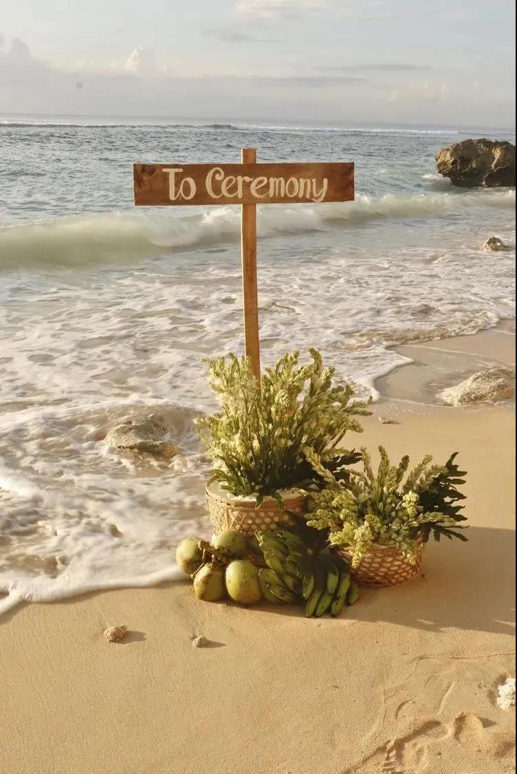 轻松筹备海岛婚礼的6点技能!  第3张