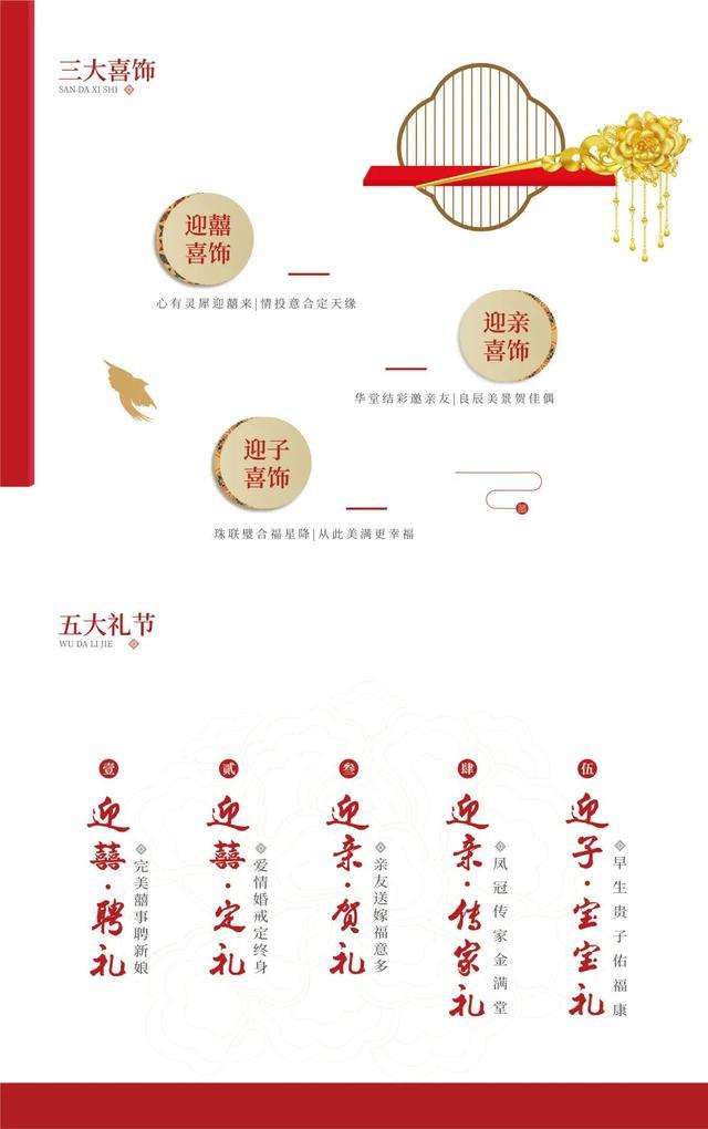 重新定义新中式!「迎囍攻略」婚嫁黄金  第3张
