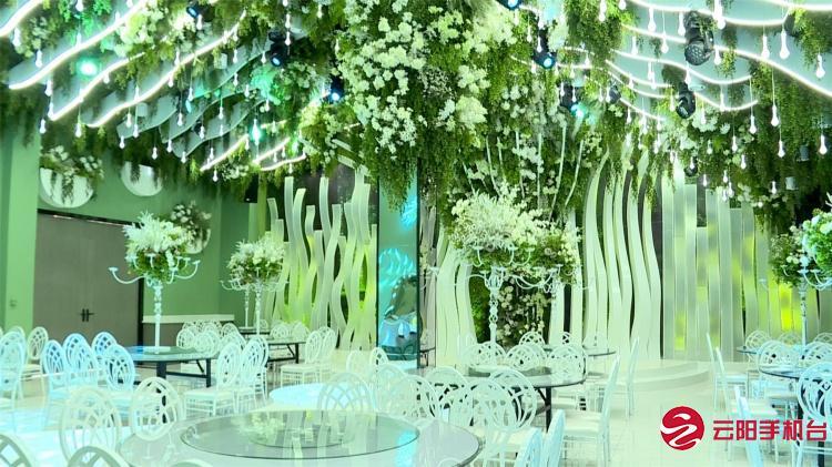 御江盛宴,成渝地区最大婚庆文化产业园开幕!  第4张