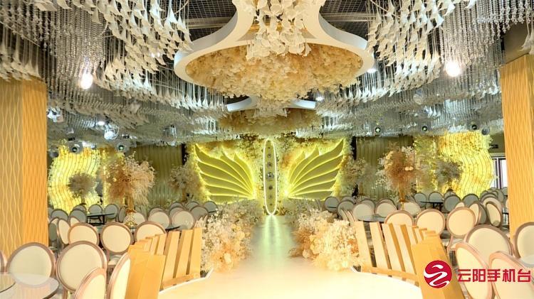 御江盛宴,成渝地区最大婚庆文化产业园开幕!  第5张