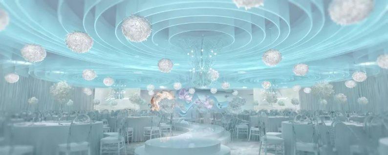 婚礼堂发布:4000平4个主题厅!俏湘浔引领九江宴会新风向  第9张