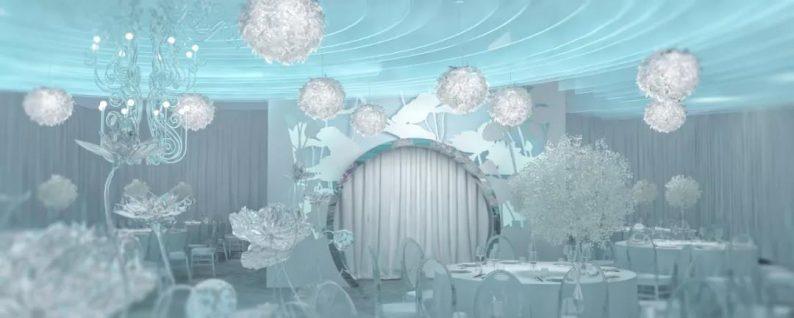 婚礼堂发布:4000平4个主题厅!俏湘浔引领九江宴会新风向  第11张