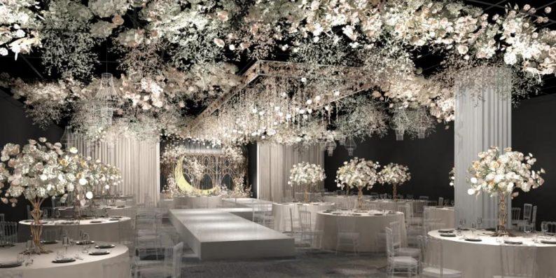 婚礼堂发布:4000平4个主题厅!俏湘浔引领九江宴会新风向  第13张