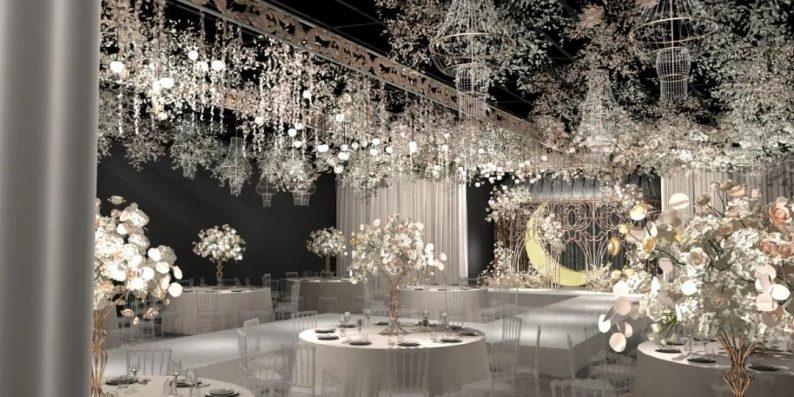 婚礼堂发布:4000平4个主题厅!俏湘浔引领九江宴会新风向  第14张