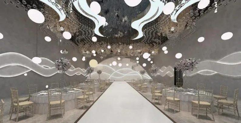 婚礼堂发布:4大宴会厅!合肥飞龙大酒店主题宴会即将亮相  第4张