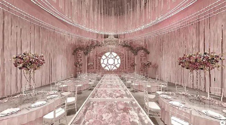 婚礼堂发布:4大宴会厅!合肥飞龙大酒店主题宴会即将亮相  第5张