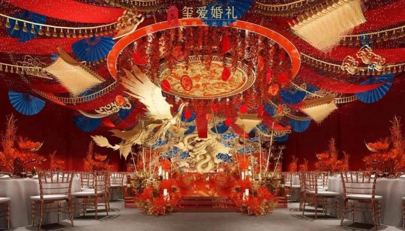 婚礼堂发布:2万方!田水湾•玺爱婚礼庄园打造6大宴会厅  第6张