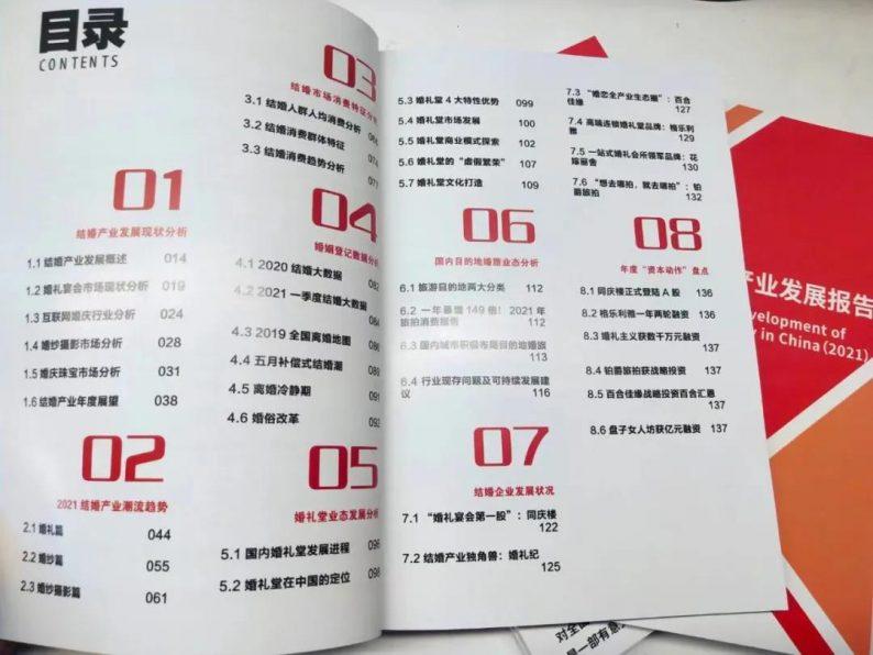 最后50本!《2021中国结婚产业发展报告》  第2张