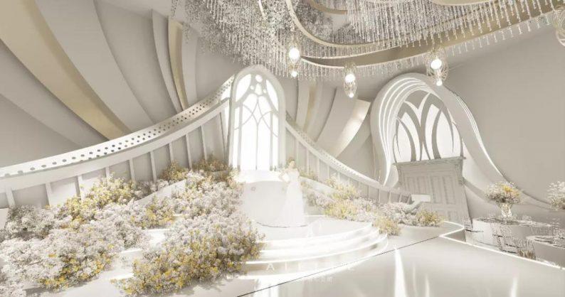 北京下一个网红婚礼堂来了!  第1张