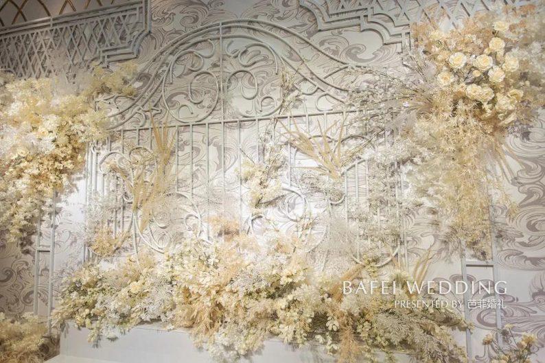 婚礼堂发布:芭菲婚礼全新4大色系宴会厅  第9张