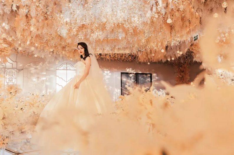 婚礼堂发布:斥资百万、5D沉浸式!苏州吴江宝藏级宴会中心  第4张