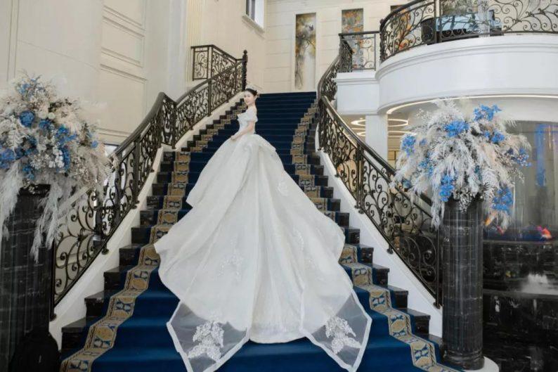 婚礼堂发布:8000平8大宴会厅!宁波婚礼堂产业的先行者「罗曼丽舍」  第4张
