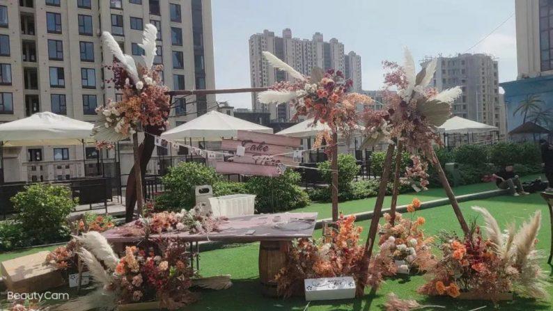 婚礼堂发布:8000平8大宴会厅!宁波婚礼堂产业的先行者「罗曼丽舍」  第5张