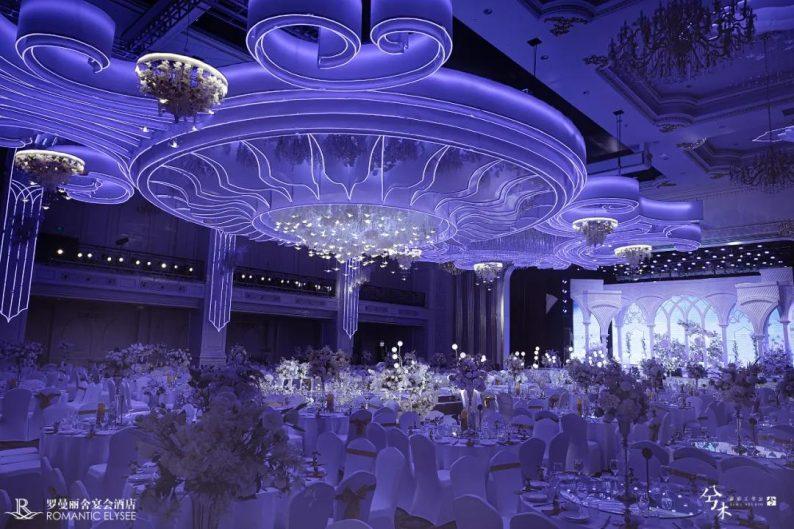婚礼堂发布:8000平8大宴会厅!宁波婚礼堂产业的先行者「罗曼丽舍」  第6张