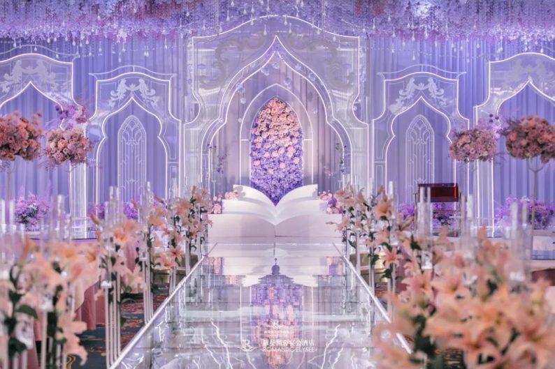 婚礼堂发布:8000平8大宴会厅!宁波婚礼堂产业的先行者「罗曼丽舍」  第11张