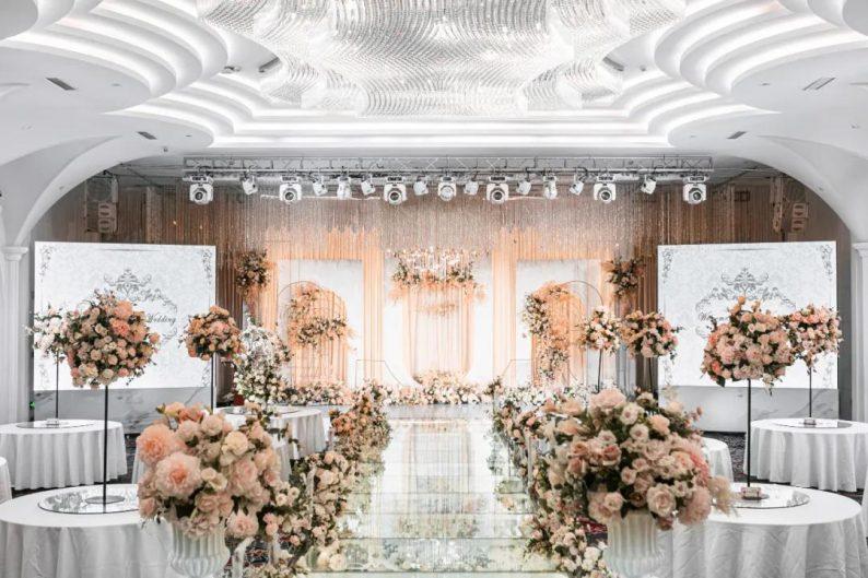 婚礼堂发布:8000平8大宴会厅!宁波婚礼堂产业的先行者「罗曼丽舍」  第13张
