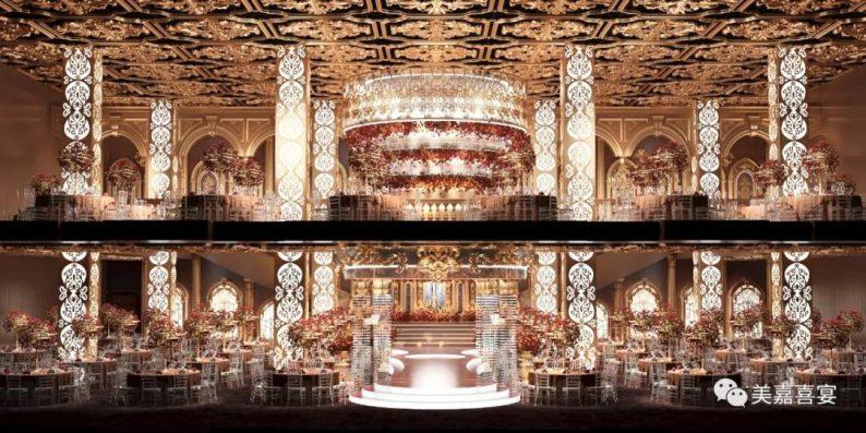 婚礼堂发布:5大宴会厅!太原大型主题婚礼酒店即将开业  第3张