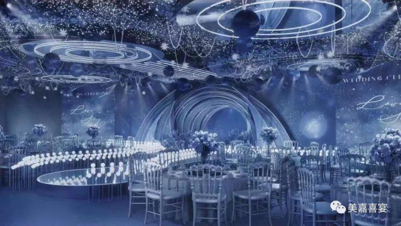 婚礼堂发布:5大宴会厅!太原大型主题婚礼酒店即将开业  第9张