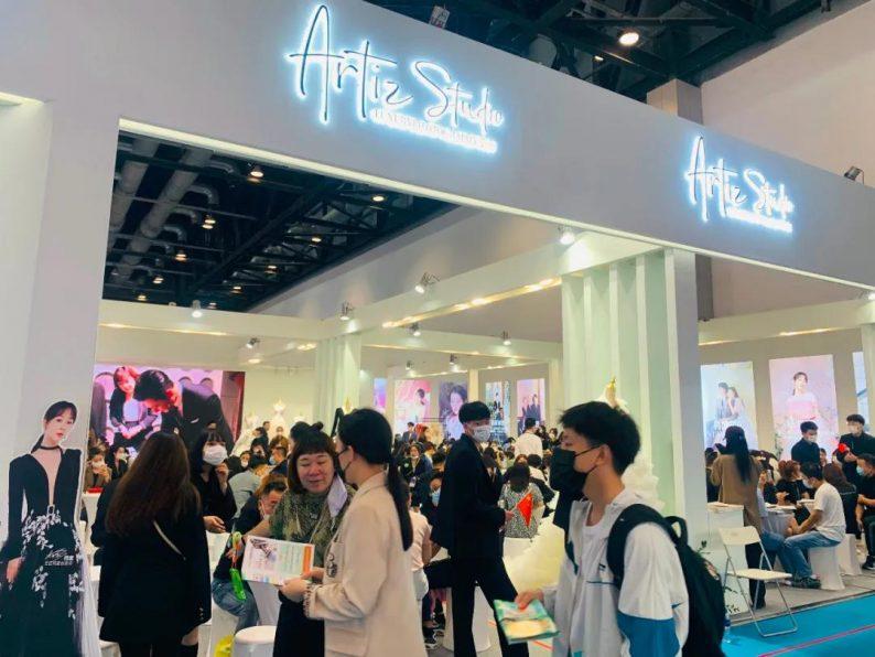 北京婚博会:婚嫁消费呈现多种新趋势  第7张