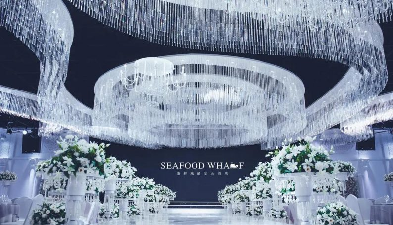 婚礼堂发布:海鲜码头 X 赖梓愈,见证爱情仪式的不同模样  第5张