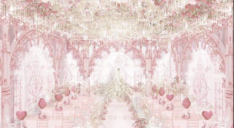 婚礼堂发布:2021重磅升级!格莱美两大宴会厅全新亮相  第6张