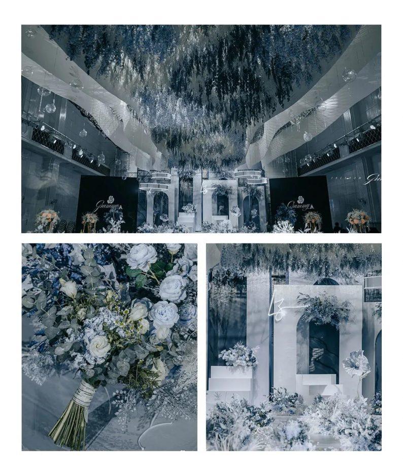 婚礼堂发布:2021重磅升级!格莱美两大宴会厅全新亮相  第7张