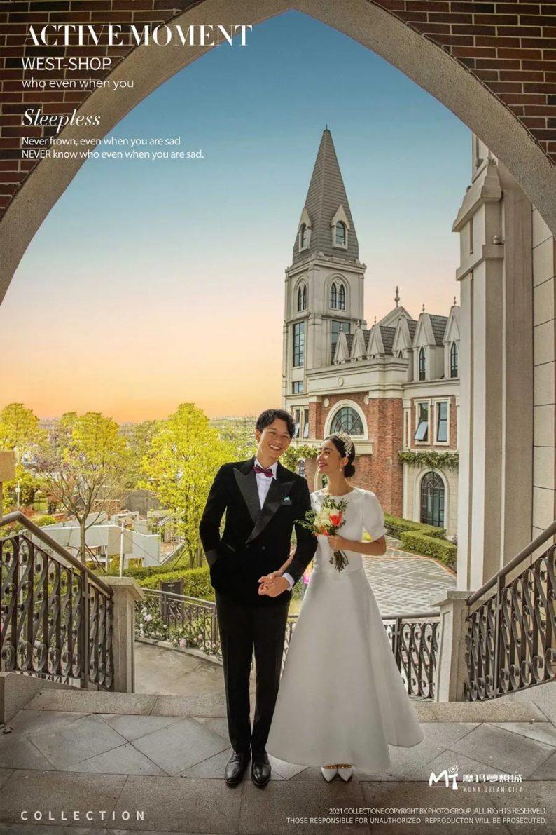 婚礼堂发布:城堡建筑+法式庄园,湖南艾利安娜摩玛礼堂  第4张
