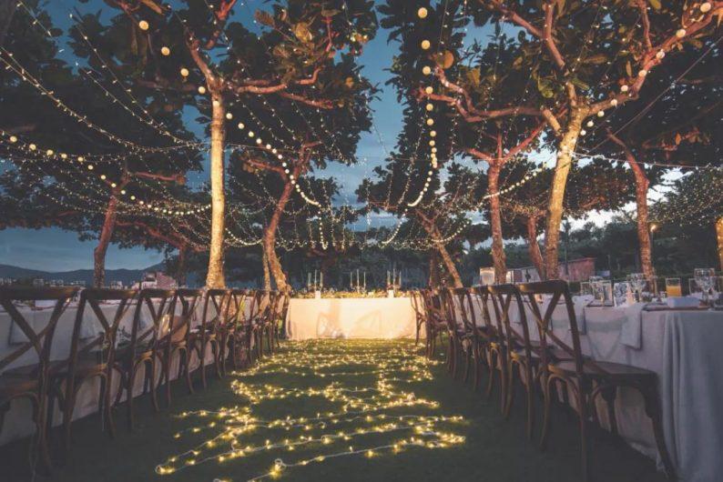 2021秋冬婚礼流行趋势:海岛婚礼热潮来袭!  第3张
