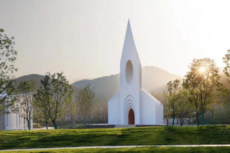 阿朵小镇发布!世界上最安静的婚礼堂来了!