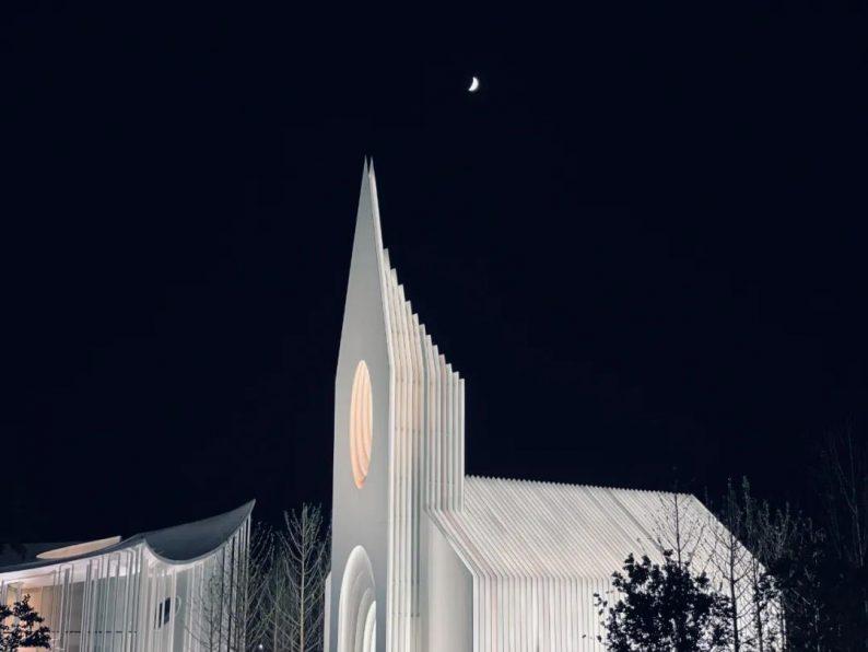 阿朵小镇发布!世界上最安静的婚礼堂来了!  第10张