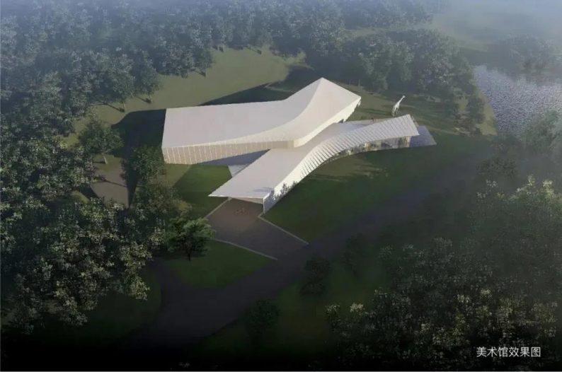 阿朵小镇发布!世界上最安静的婚礼堂来了!  第15张
