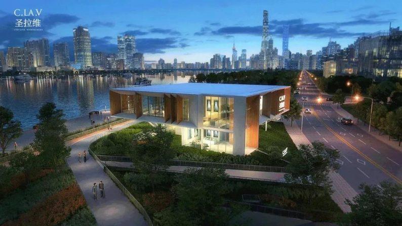 赖梓愈参与!上海圣拉维11个新品主题宴会厅