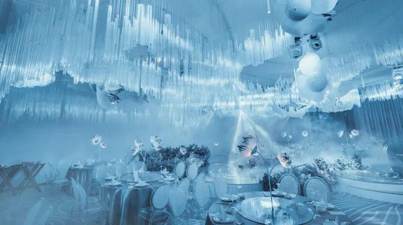 赖梓愈参与!上海圣拉维11个新品主题宴会厅  第3张