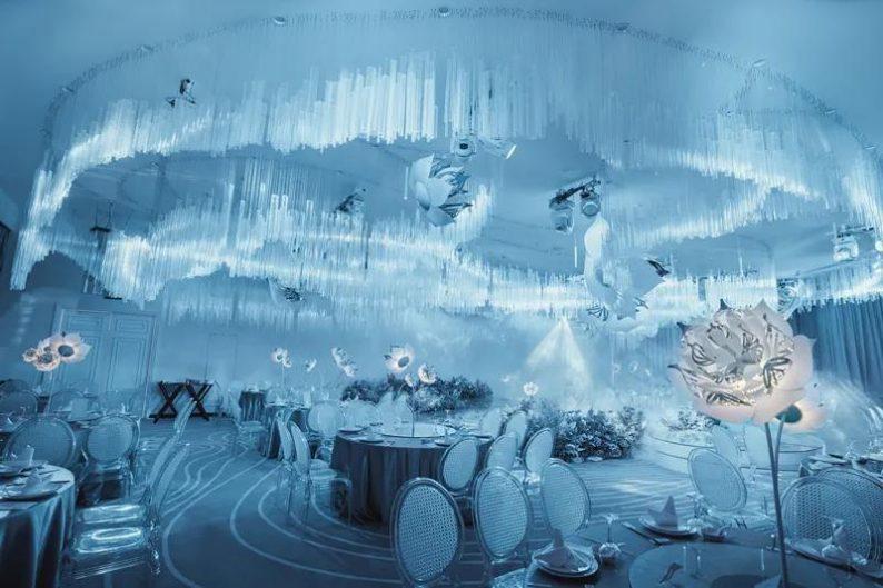 赖梓愈参与!上海圣拉维11个新品主题宴会厅  第4张