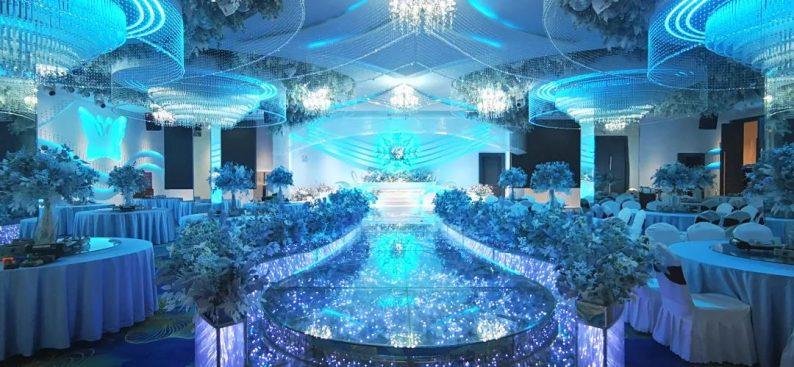 婚礼堂发布:2000平米!湘西北首家高端主题婚礼酒店  第2张