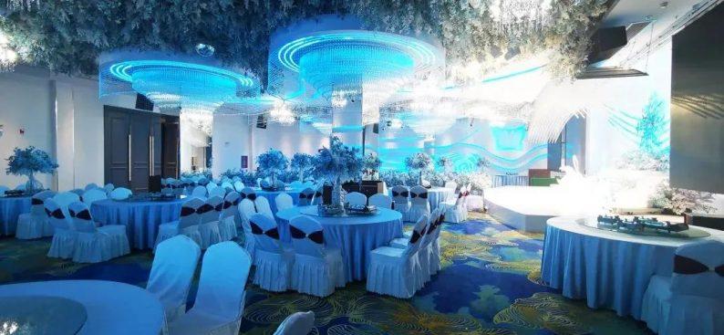 婚礼堂发布:2000平米!湘西北首家高端主题婚礼酒店  第3张